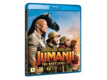 Jumanji: The Next Level, Blu-ray