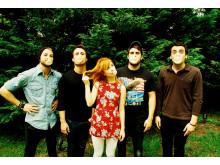 Paramore pressbild 1 2009