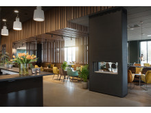 Scandic Brennemoen - lobby