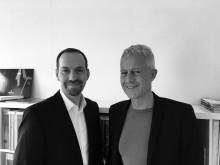 Michael Lammel och Markus Heller från NOA Intelligent Design.