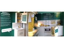 Collage miljöutställning 2014