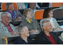 Ministerpräsident Dr. Dietmar Woidke eröffnet am 23. März 2018 das 24. Sommersemester des Seniorenseminars der TH Wildau