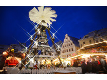 Bezauberndes Flair auf dem Christmarkt in Freiberg