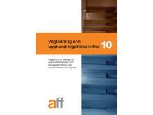 Aff Vägledning och upphandlingsföreskrifter 10