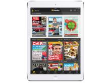Readly iPad App
