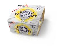 Gresk yoghurt med sitron