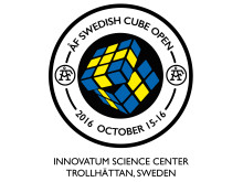 ÅF Swedish Cube Open Logo