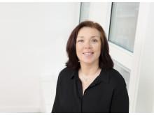 Mia Gustafson, HSB Malmös kommunikationschef