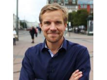 Rasmus Winther, byråchef Göteborg