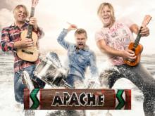 Apache spiller om bord 10.10.2015