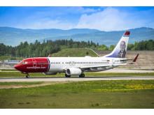 Norwegians LN-NGF