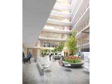 KI Residence, Karolinska Institutet