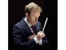 Daniel Harding, dirigent för Sveriges Radios Symfoniorkester