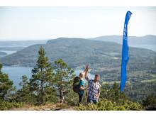 Höga Kusten Hike - Young participant