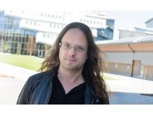 Stefan Östersjö, professor i musikalisk gestaltning vid Luleå tekniska universitet