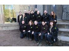 Parken Zoo medverkar i tv-programmet Veterinärerna på Sjuan