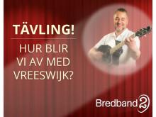 Tävla med Bredband2!