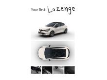 Renault Clio Lozenge