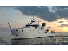 High-res image - Kongsberg Maritime - A new Belgian research vessel will be equipped with Kongsberg Maritime's integrated subsea package