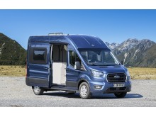 2019 Ford Transit Big Nugget Concept