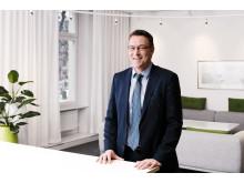 Fredrik Ahlström, ansvarig för cash management på Praktikertjänst.