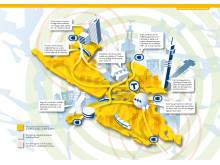 Översikt Stockholms IT-infrastruktur