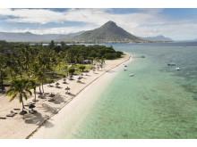 Mauritius: Strand von Flic en Flac