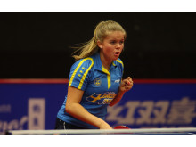 Filippa Bergand på Swedish Open 2017