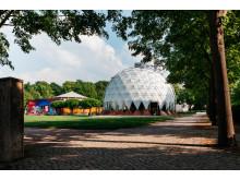 Klima-Pavillon Weimar