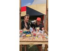 RAGNAROCK indsamler historier på Roskilde Festival 2019.