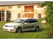 Jämtkrafts elbil på Gotland, Almedalen