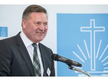 Bezirksapostel Rainere Storck, Kirchenpräsident der Neuapostolischen Kirche Westdeutschland