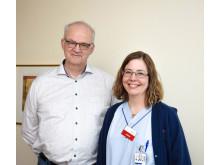 Pressmeddelande Magnus Lindberg och Sara Prosén, Region Örebro län 2019