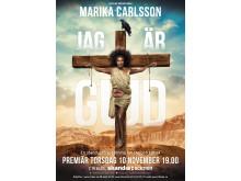 """Marika Carlsson """"Jag är Gud"""""""