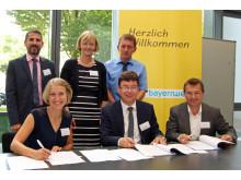 Markt Indersdorf: Auftakt für kommunales Energieeffizienznetzwerk Südbayern