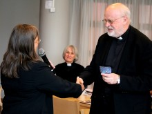 Gratulationer till biskop Anders Arborelius