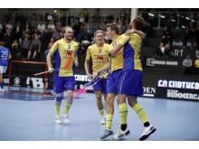 Mattias Samuelsson och Sverige vann.