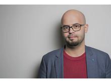 Författaren Ali Alabdallah
