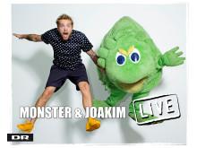 Monster og Joakim optræder til Feriefest på Bakken