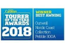 Practical Caravan Winner Award