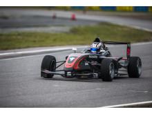 Formula STCC Nordic-bil. Foto: Daniel Ahlgren/STCC