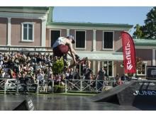 Skate på Liseberg