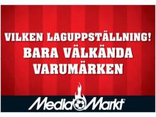 VILKEN LAGUPPSTÄLLNING! BARA VÄLKÄNDA VARUMÄRKEN