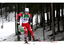 Jonas Uglem Mobakken, sprint ungdom menn, Junior-VM, Minsk