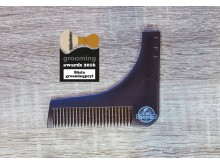 Bästa groomingpryl - BeardEd Beard Contour Comb