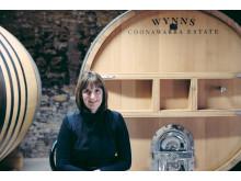 Sue Hodder, chief winemaker, Wynns Coonawarra Estate