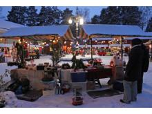 Julmarknad på Vallby