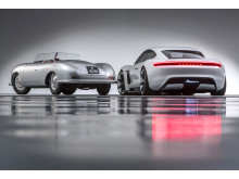 """""""We simply built the car that we considered to be right."""" Ferry Porsche - yesterday, today and tomorrow."""
