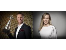 Fredrik Knutsson & Carolina Tuur