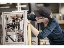 Teknik och innovation på TePe Munhygienprodukter AB
